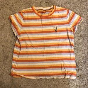 Madewell Daisy T-shirt